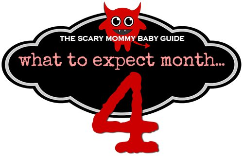 Your Four Month Old Baby